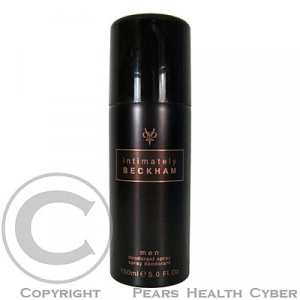 David Beckham Intimately Deodorant 150ml