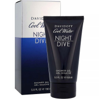 DAVIDOFF Cool Water Night Dive Sprchový gel 150 ml