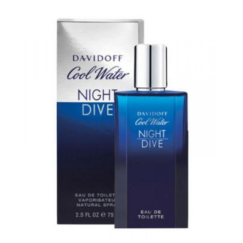 Davidoff Cool Water Night Dive Toaletní voda 125ml