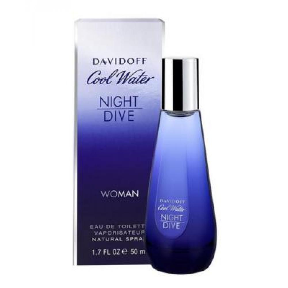 Davidoff Cool Water Night Dive Toaletní voda 80ml