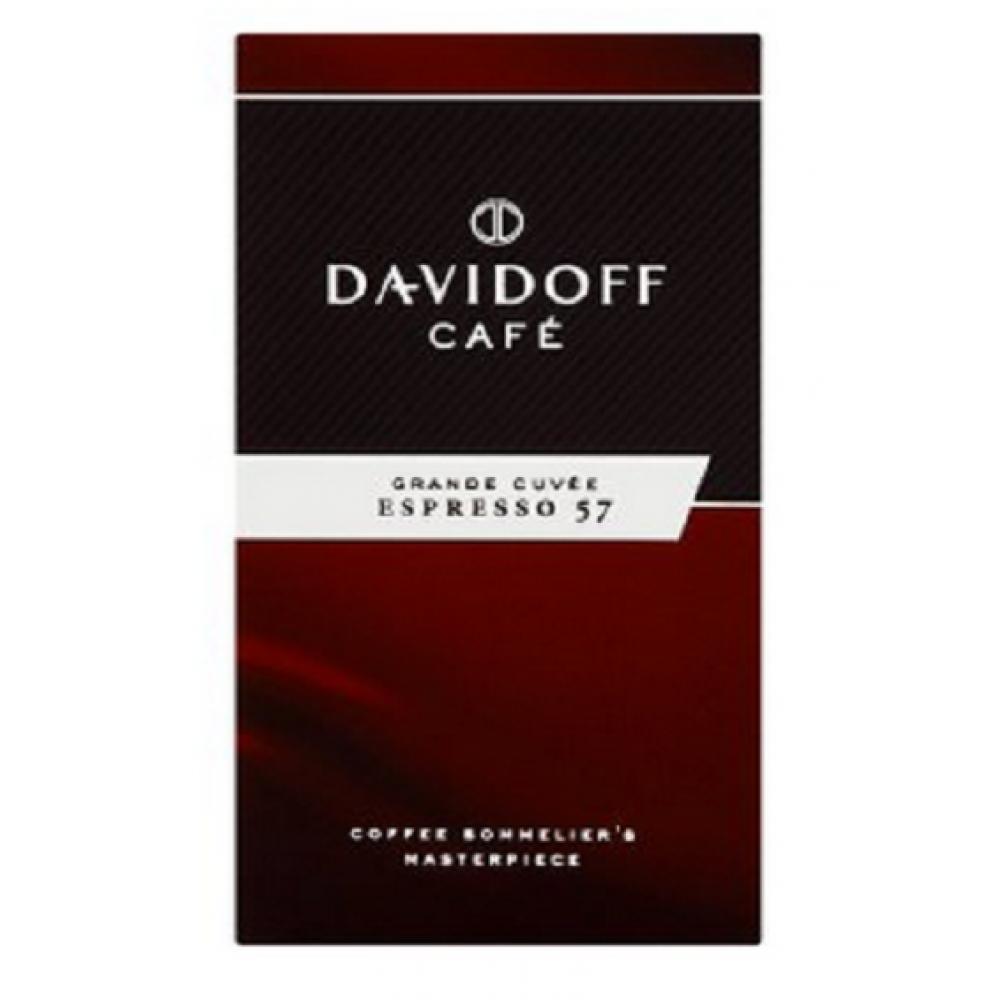 DAVIDOFF Café Espresso 57 Pražená mletá káva 250 g