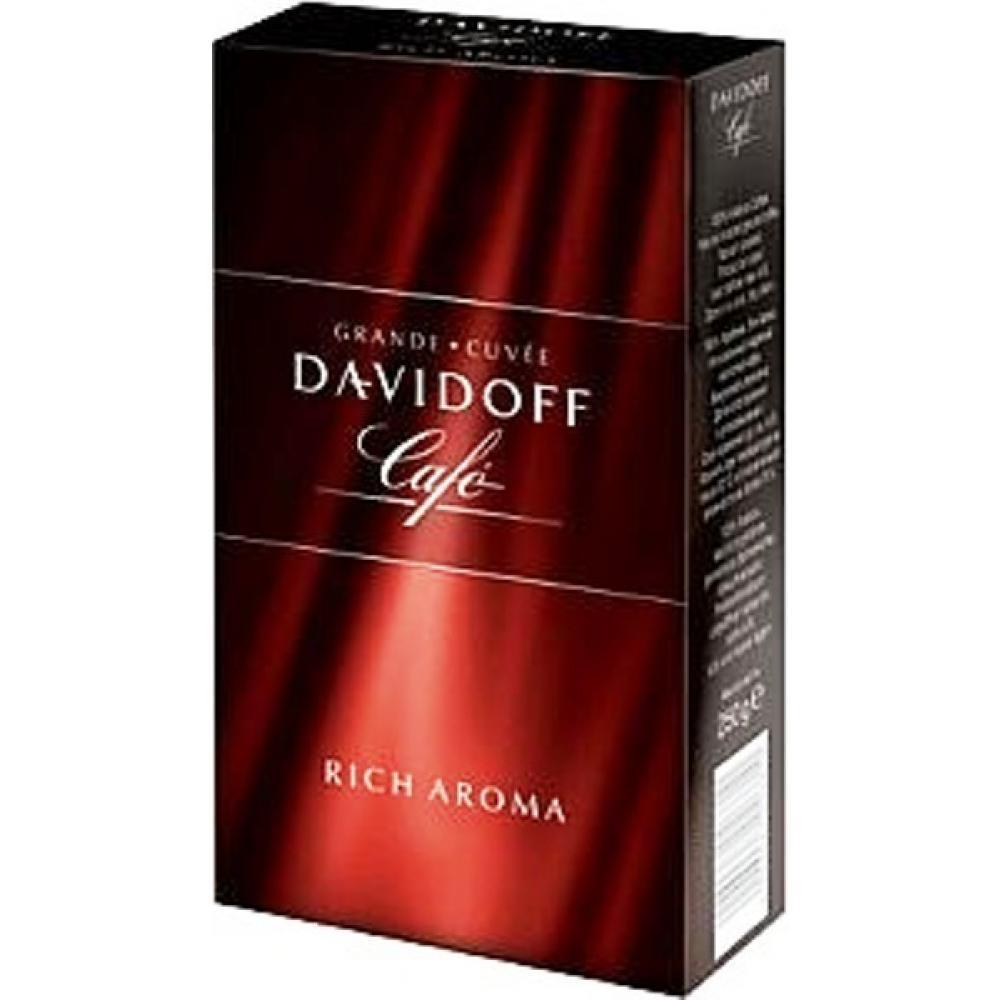Davidoff Rich Aroma 250 g káva 4898