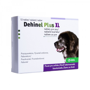 Dehinel plus XL a.u.v. 12 tbl.