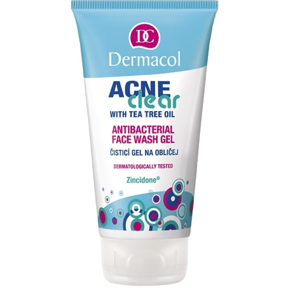 DERMACOL čisticí gel na obličej 150 ml