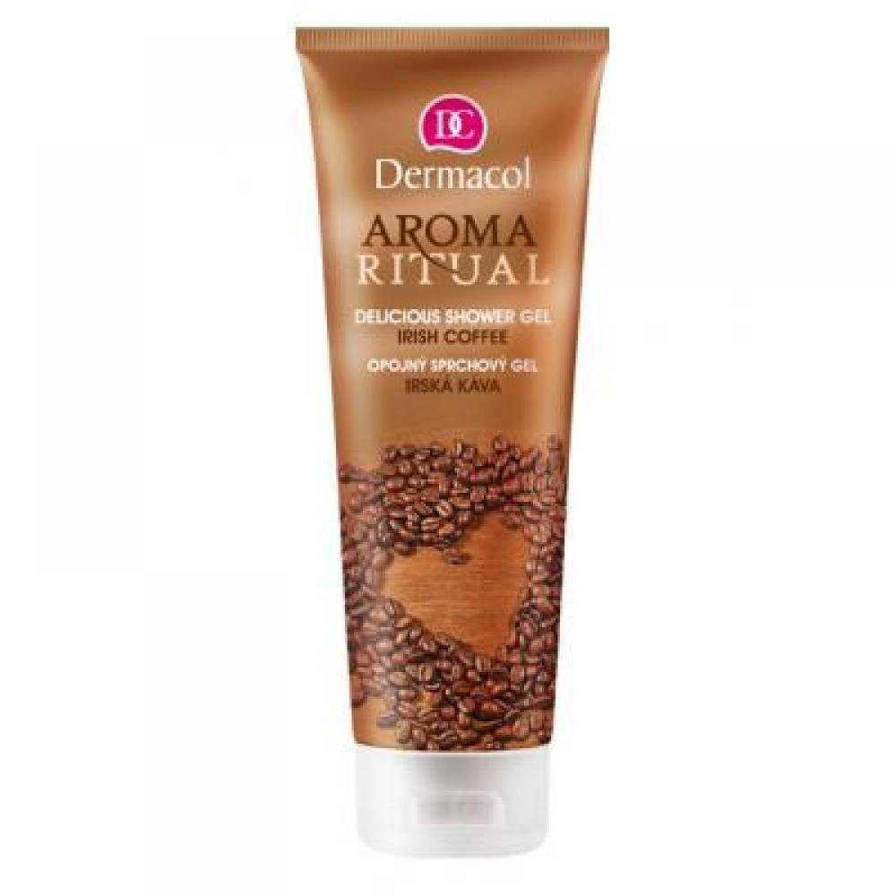 DERMACOL Sprchový gel irská káva 250 ml