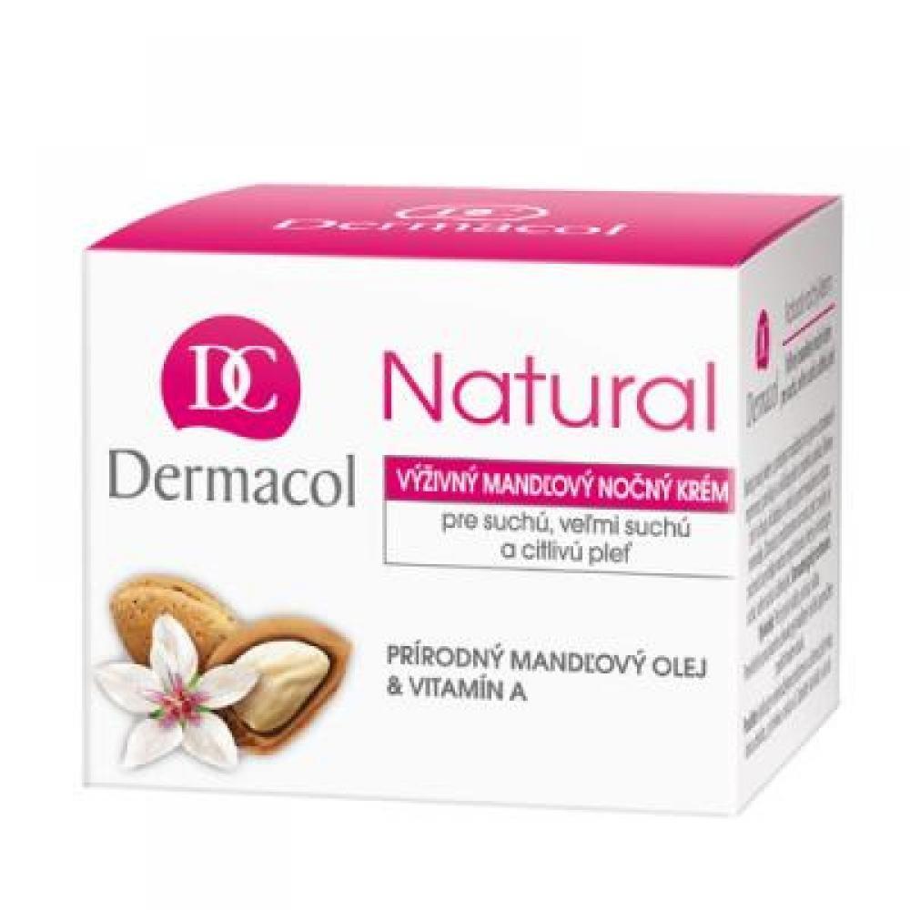 DERMACOL mandlový noční krém 50 ml