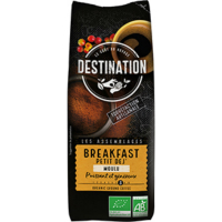 DESTINATION Breakfast mletá káva BIO 250 g