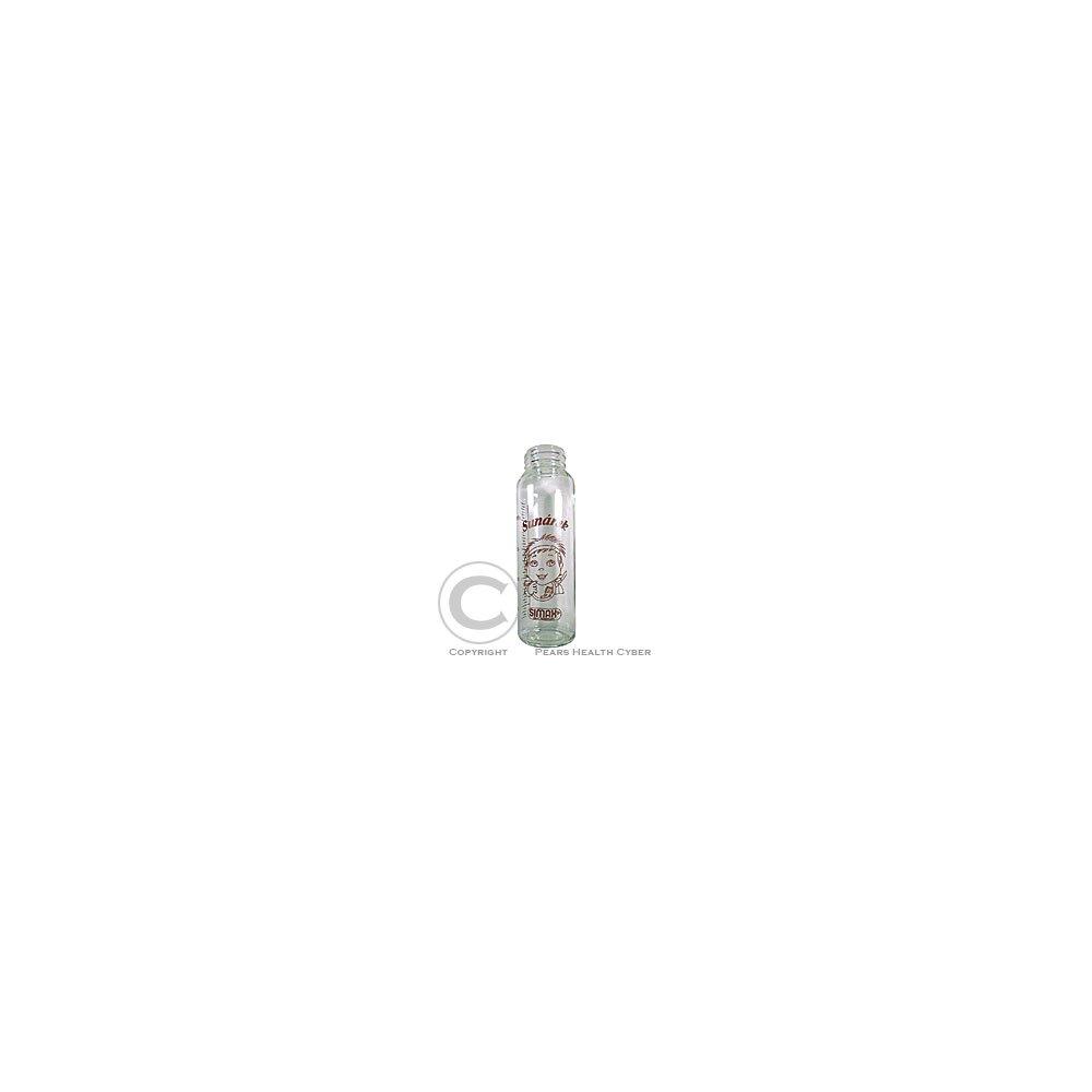 Dětská láhev Kavalier-náhradní sklo 250ml