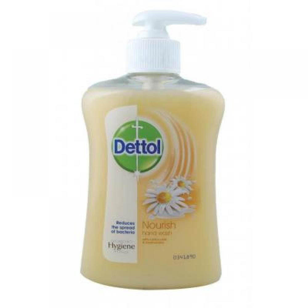 Dettol tekuté antibakteriální mýdlo 250ml vyživující