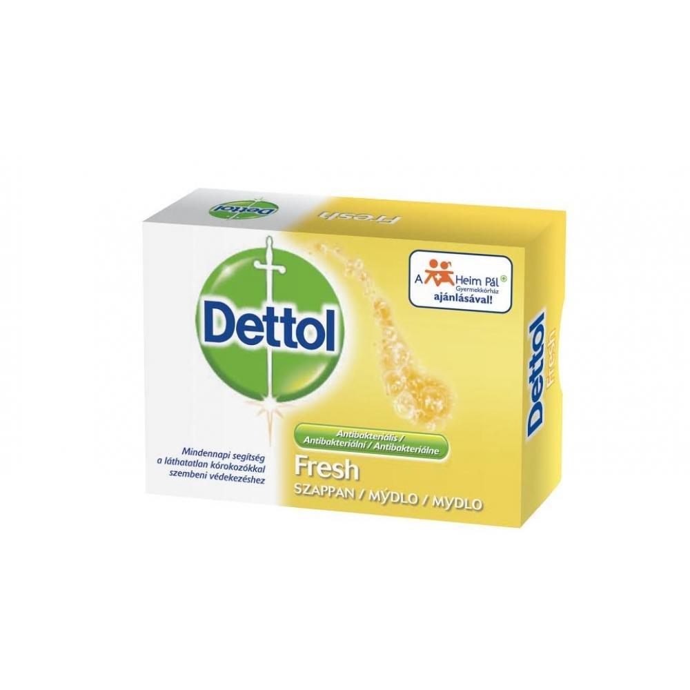 DETTOL Toaletní mýdlo Fresh (100 g)
