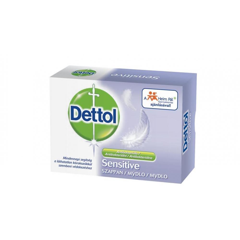DETTOL Toaletní mýdlo Sensitive (100g)