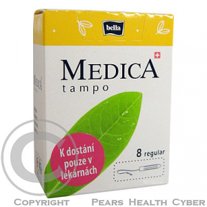 Bella Medica Regular 8 ks. tampon DH