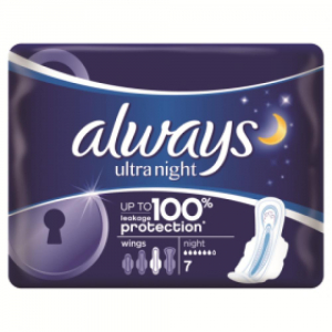 DHV Always Ultra Night 7 kusů