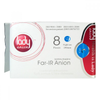 DHV Lady Anion Ultra Noční 8ks