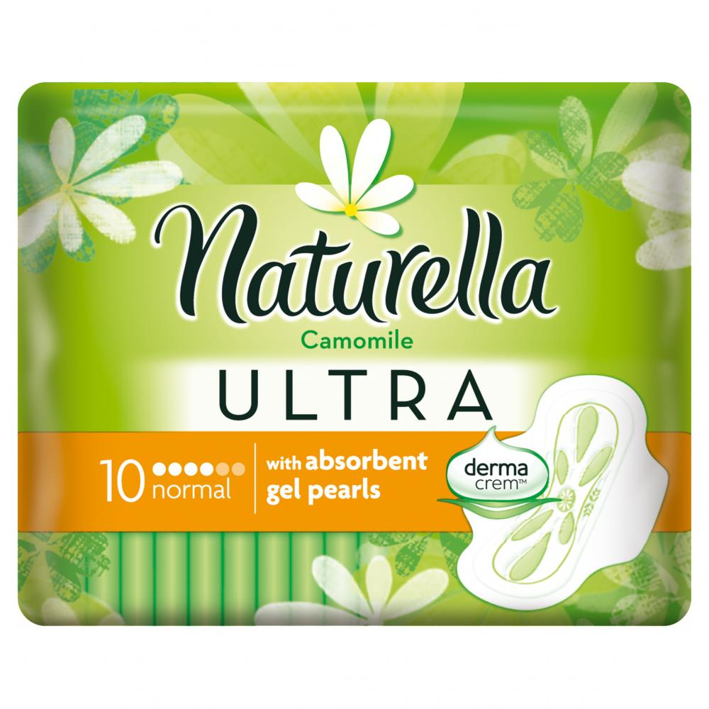 NATURELLA Camomile Ultra normal 10 kusů