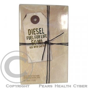 Diesel Fuel for life Parfémovaná voda 50ml