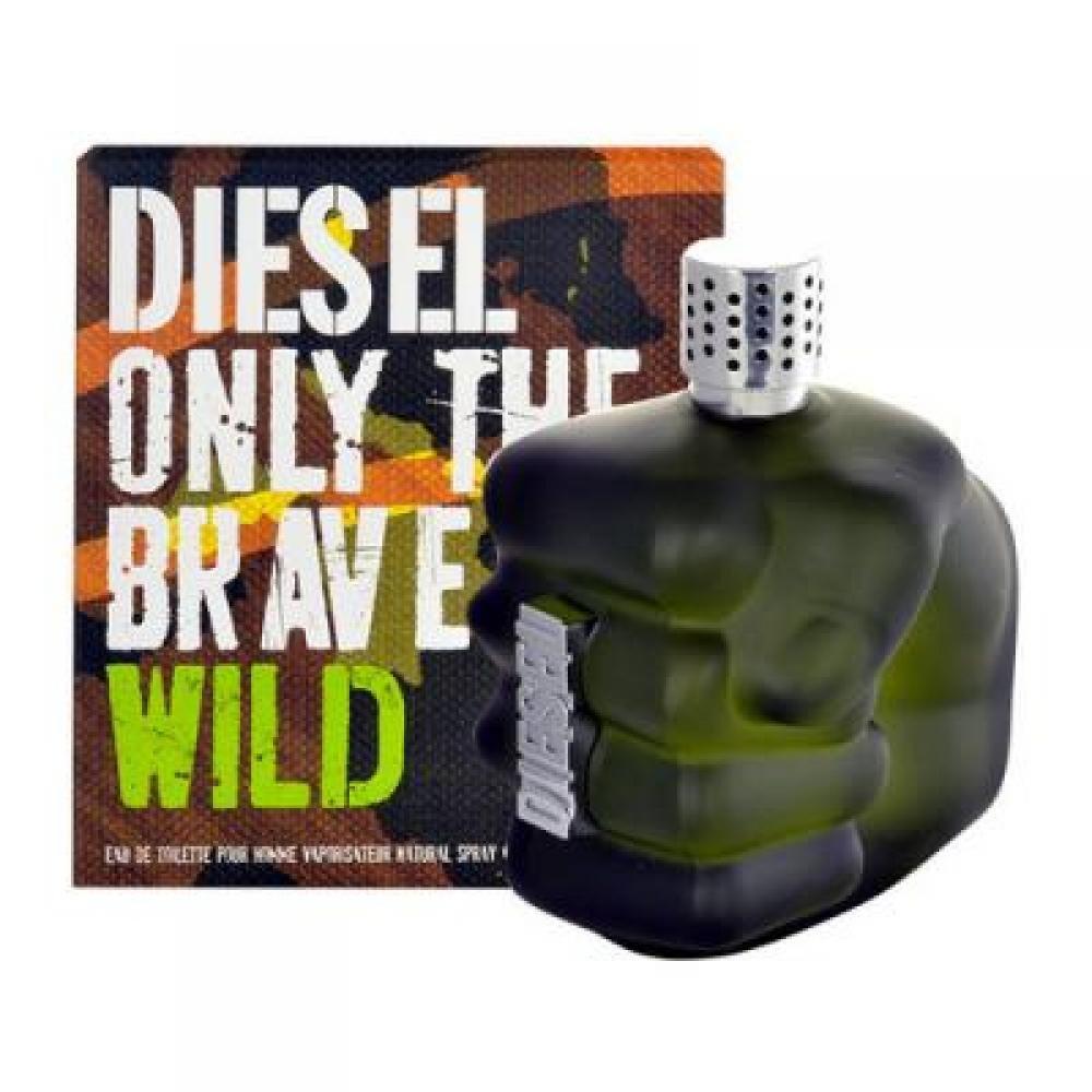 Diesel Only the Brave Wild Toaletní voda 50ml