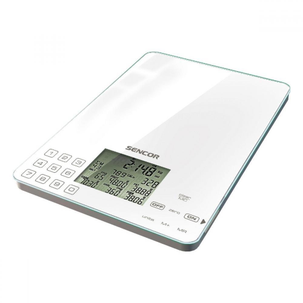 Sencor Dietetická kuchyňská váha SKS 6000