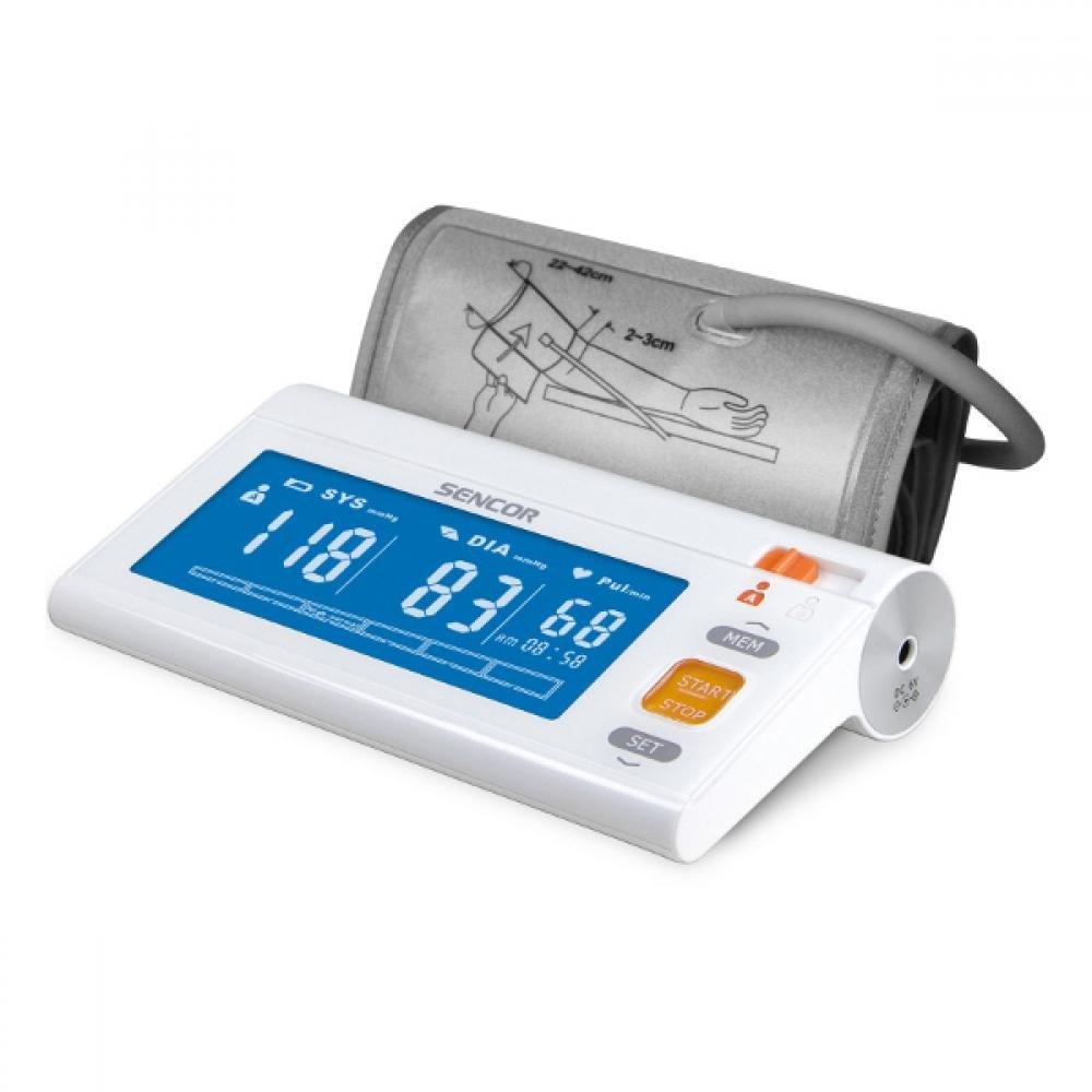 Sencor Digitální tlakoměr na paži SBP 915