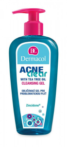 Dermacol AcneClear čisticí gel Cleansing Gel 200ml
