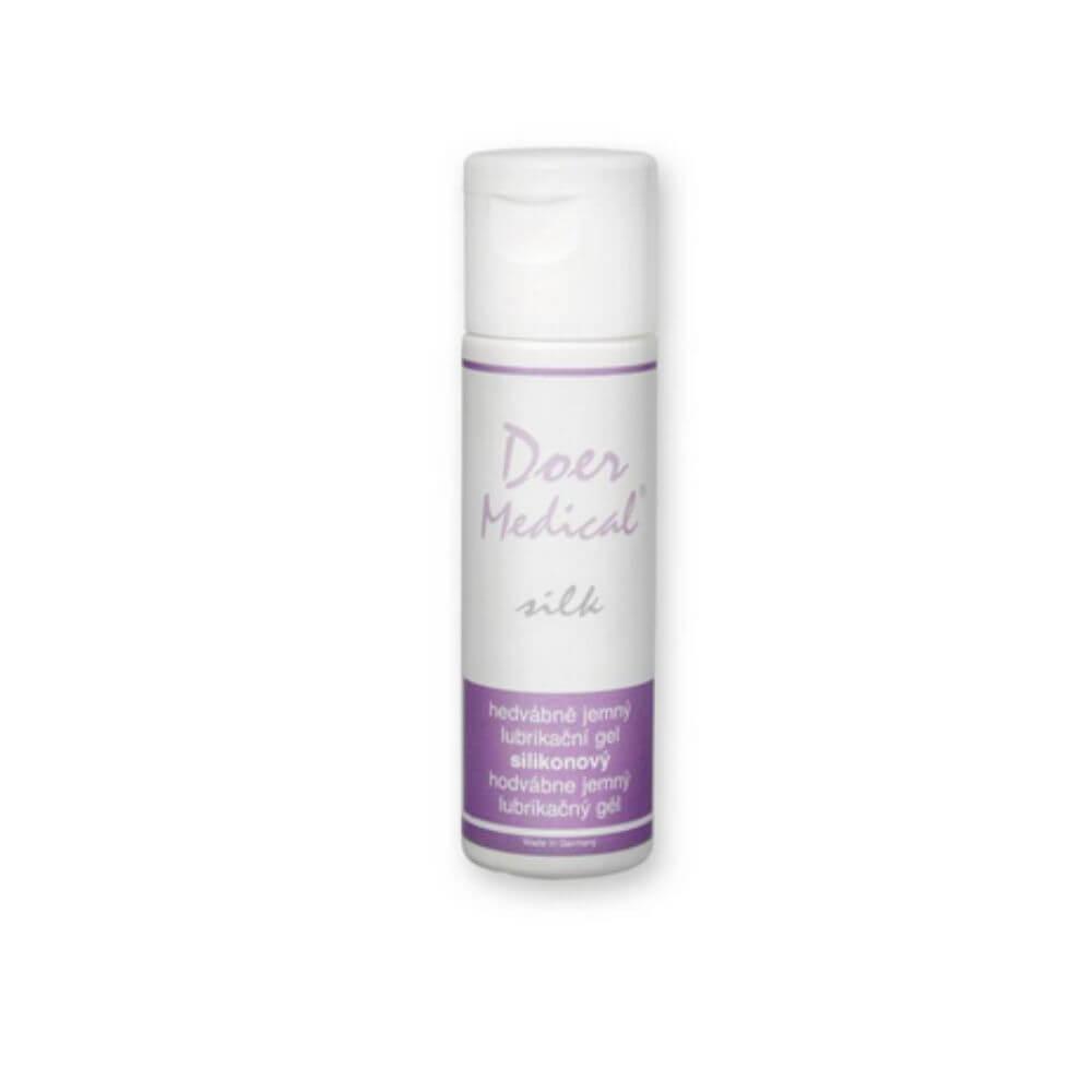 DOER Medical silk silikonový lubrikační gel 30 ml
