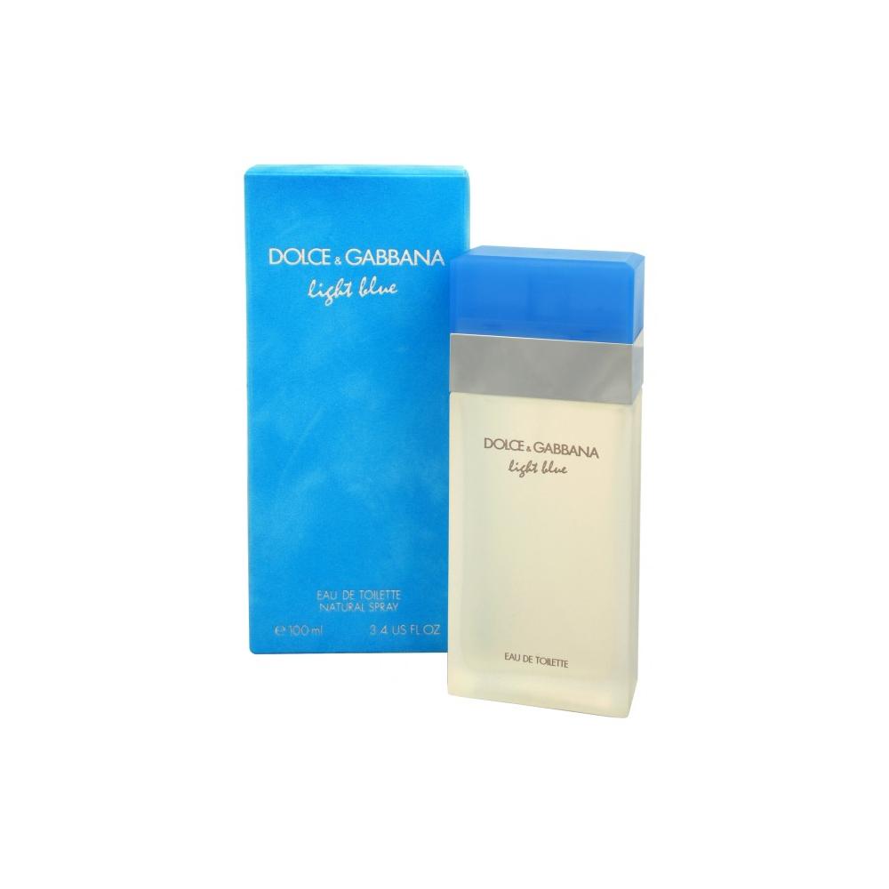Dolce & Gabbana Light Blue Woman toaletní voda 50 ml