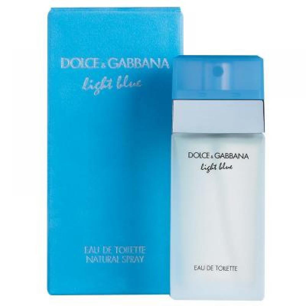 Dolce & Gabbana Light Blue Woman toaletní voda 100 ml