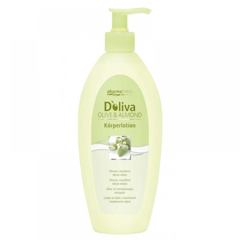 Doliva olivovo - mandlové tělové mléko 500 ml