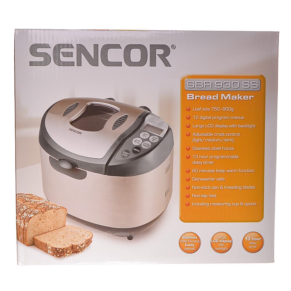 SENCOR Domácí pekárna chleba SBR 930SS