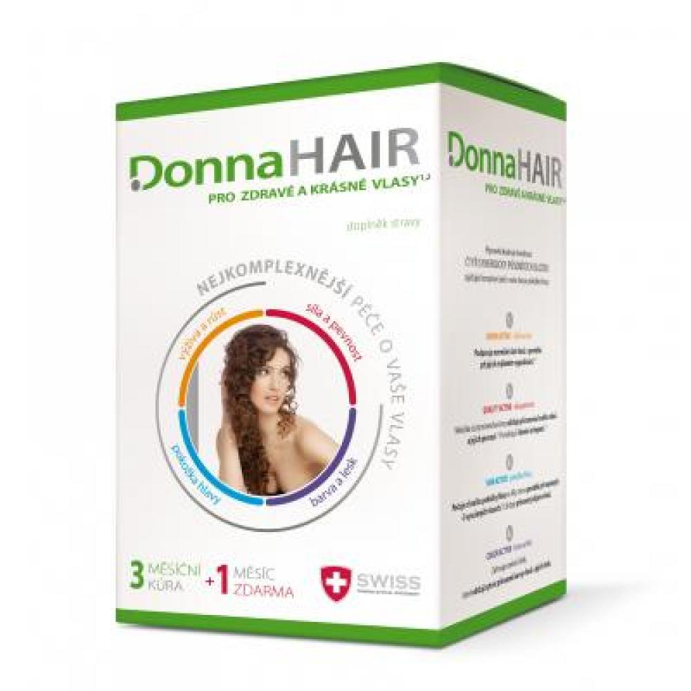 DONNA Hair 4měsíční kúra 90+30 tobolek