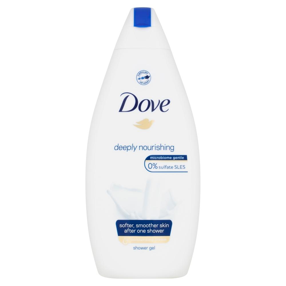 Dove sprchový gel 500ml deeply nourish