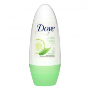 DOVE deo roll on 50ml svěží dotek