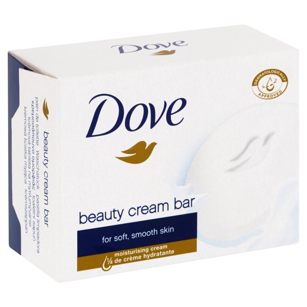 UNILEVER Dove Beauty Cream Bar toaletní mýdlo 100 g