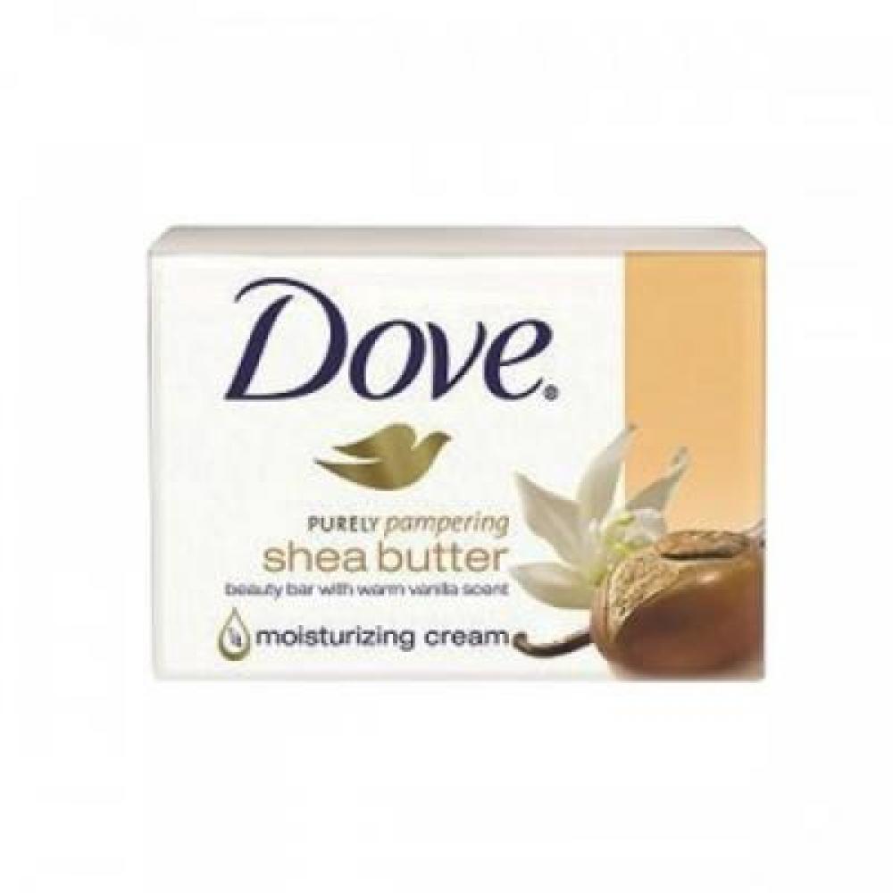 DOVE Mýdlo bambucké máslo a vanilka 100g