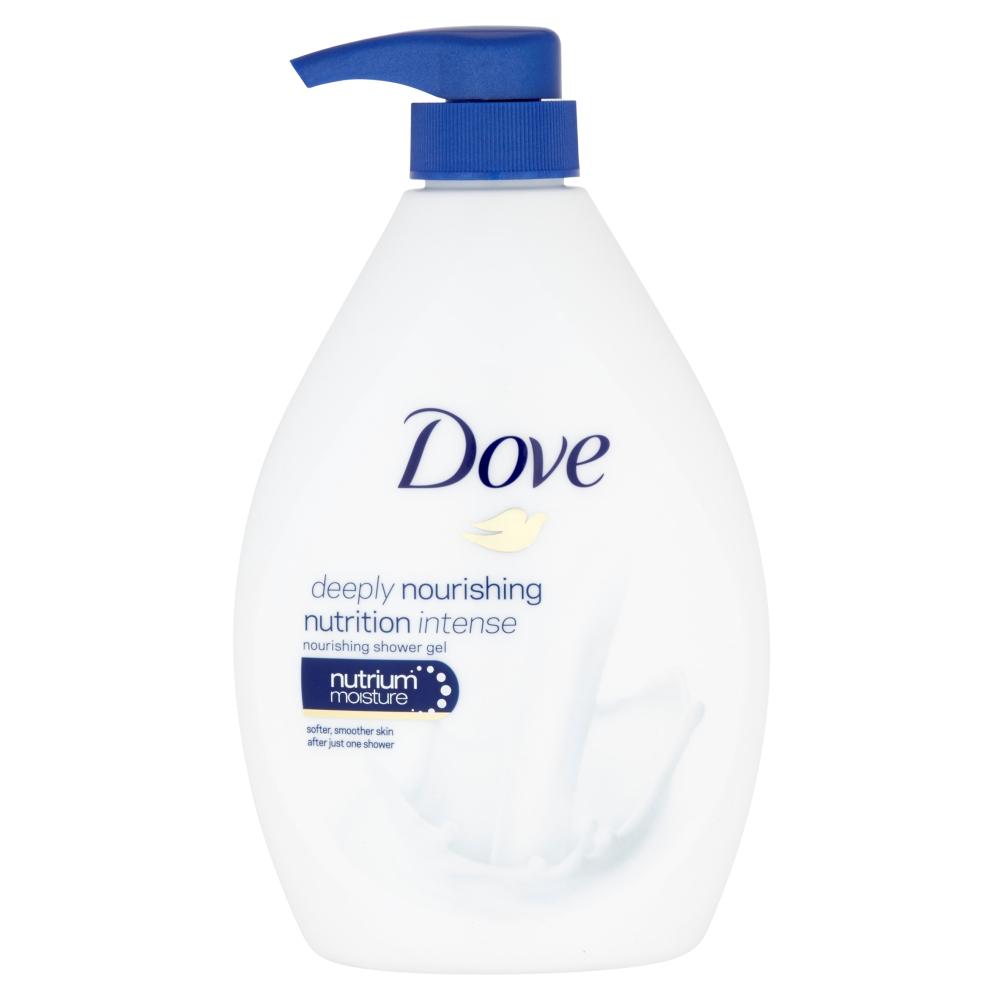 DOVE Deeply Nourishing sprchový gel 720 ml