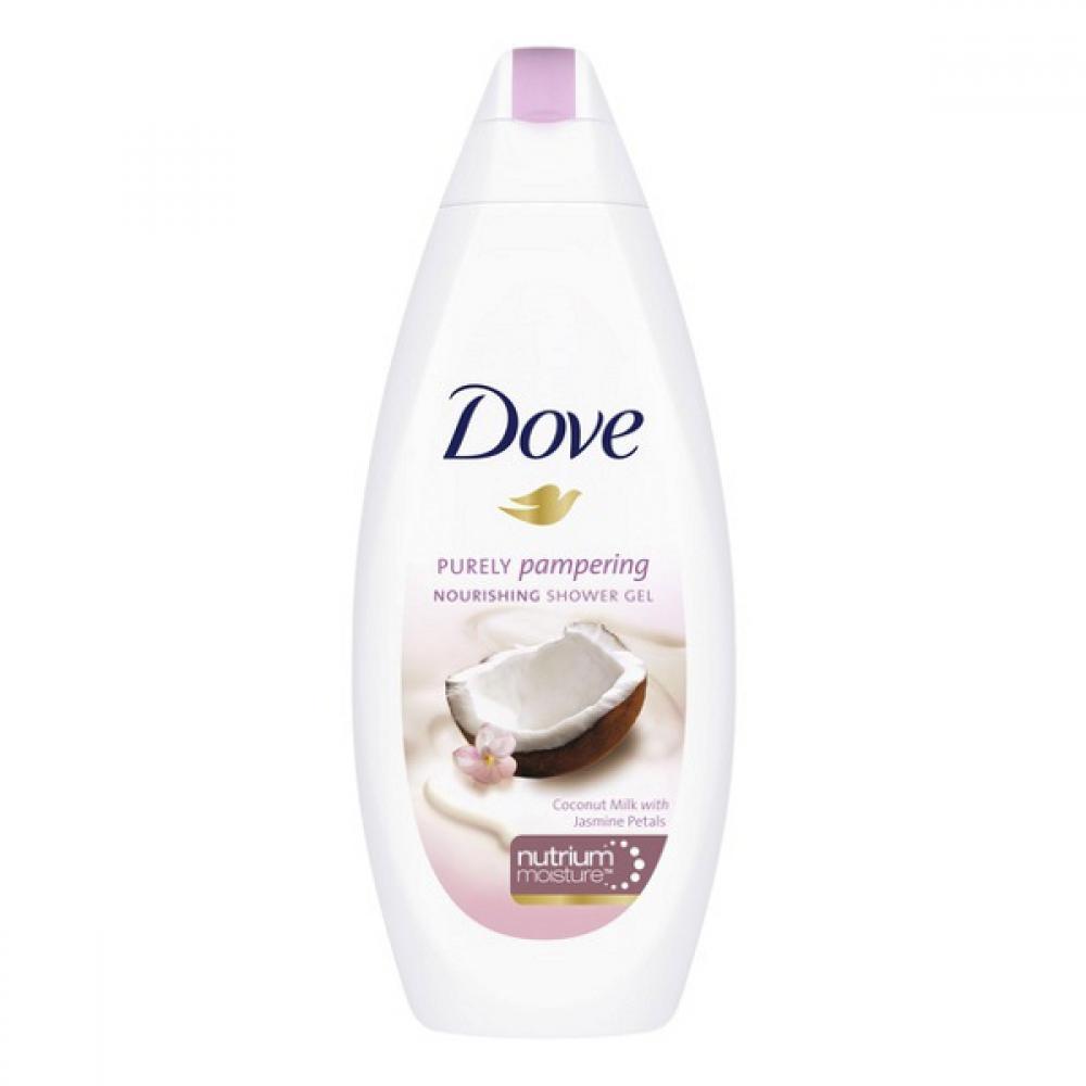Dove sprchový gel 250ml kokosové mléko