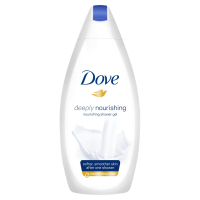 DOVE Deeply Nourish sprchový gel 500 ml