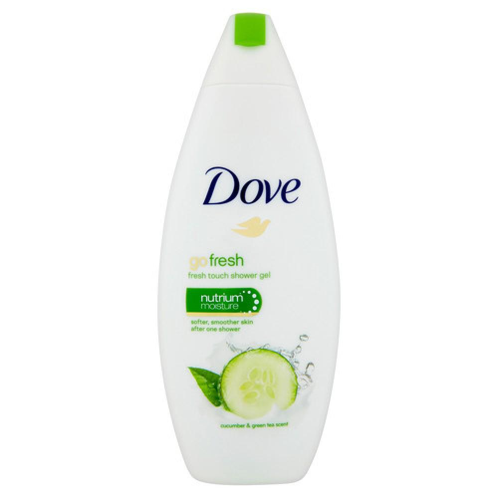 DOVE sprchový gel Svěží dotek 250 ml