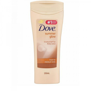 DOVE Summer Glow Body Lotion 250 ml
