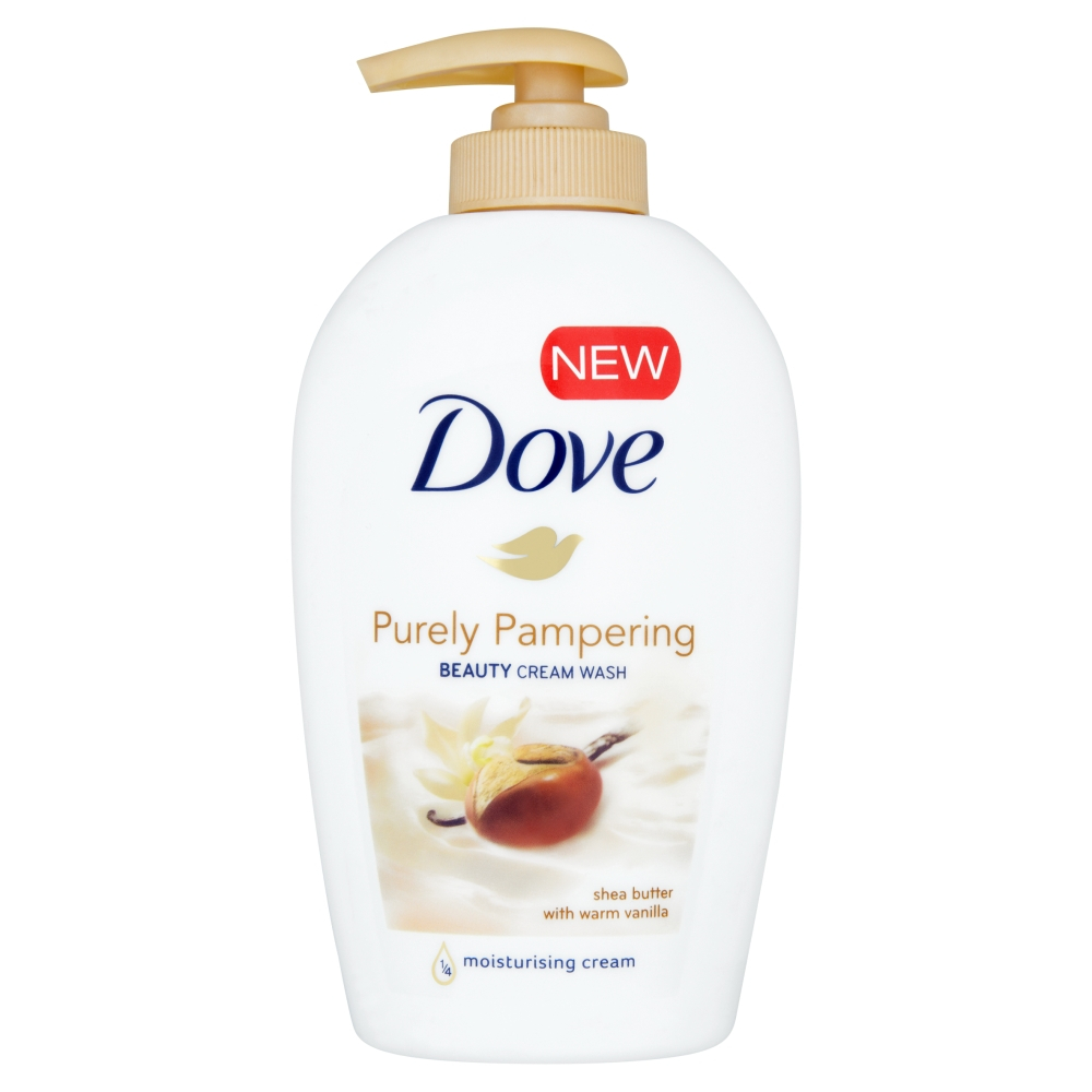 DOVE Purely Pampering tekuté mýdlo 250 ml