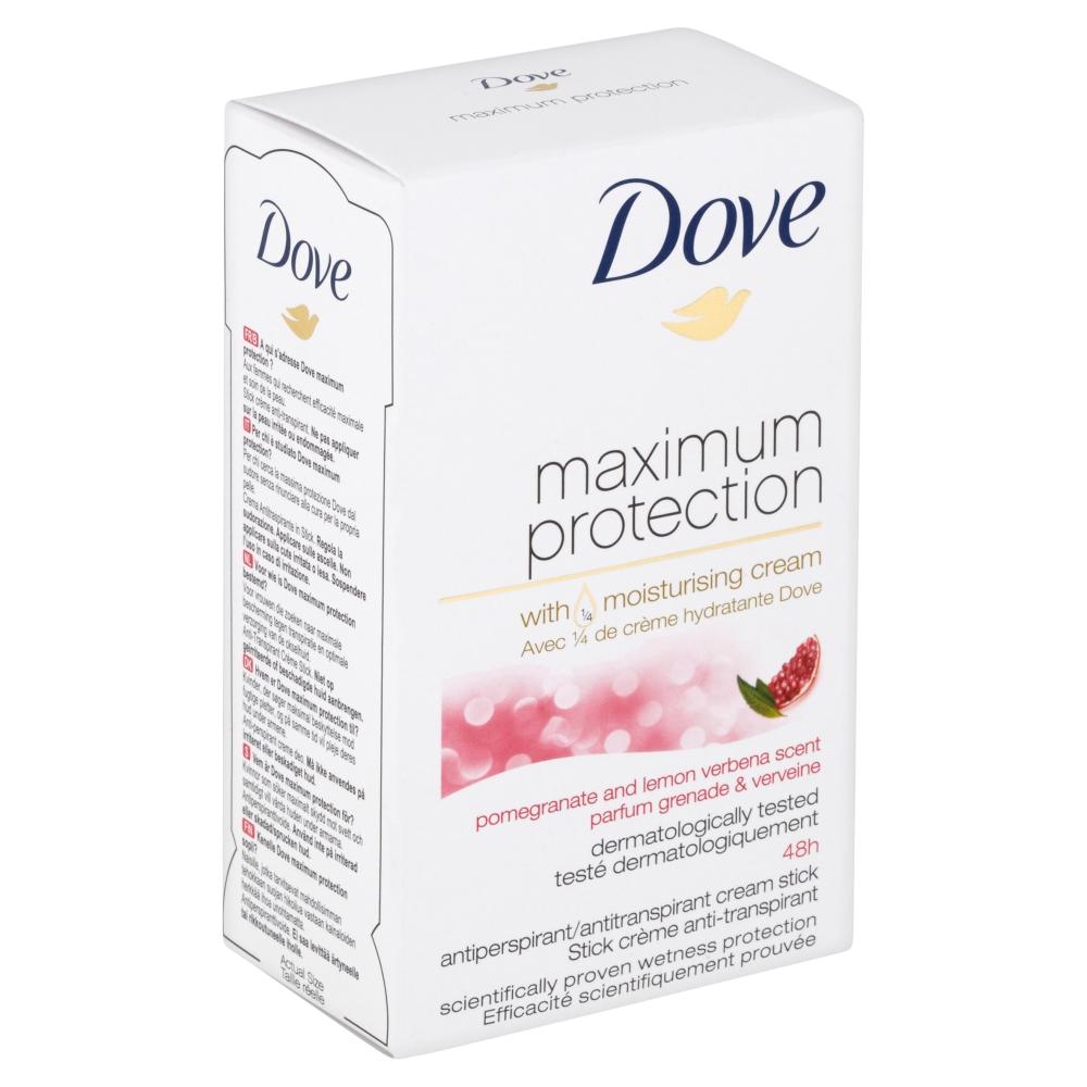 DOVE Max Protection Fresh Granátové jablko 45 ml