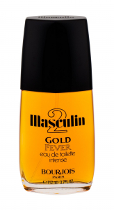 BOURJOIS Paris Masculin 2 Gold Fever toaletní voda 112ml
