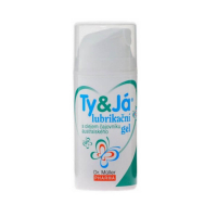 DR. MÜLLER Ty & Já Lubrikační gel Tea Tree oil 100 ml