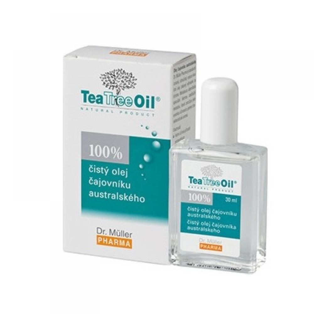 DR. MÜLLER Tea Tree Oil 100% čistý 10 ml