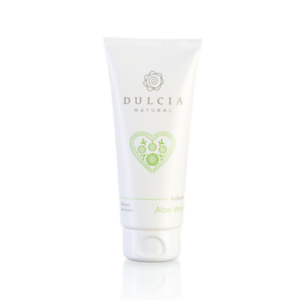 DULCIA Natural balzám po holení s Aloe vera 75 ml