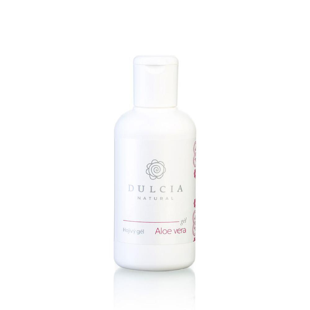 DULCIA Natural Hojivý gel s Aloe Vera 100 ml