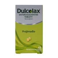 DULCOLAX 5 mg 40 enterosolventních tablet