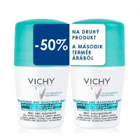 VICHY Duopack Anti-traces roll-on deodorant 2x50 ml