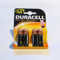 DURACELL Basic baterie AA MN1500 - 4 kusy