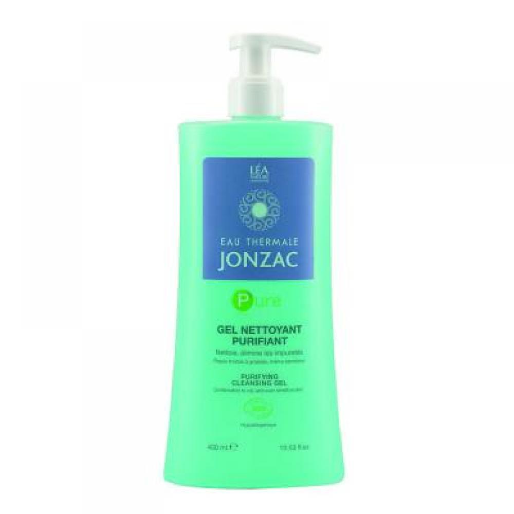 EAU THERMALE JONZAC Bio gel čisticí 400 ml